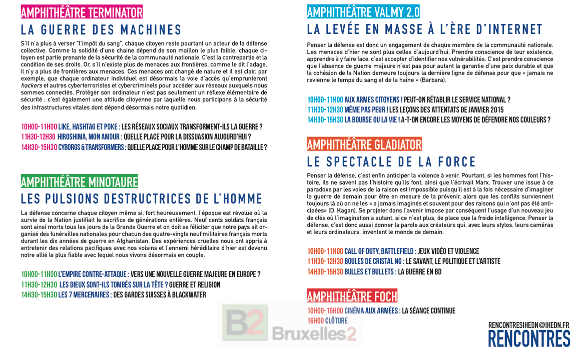 Programme Renc IHEDN 6juin2015