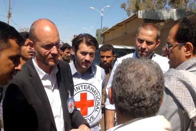 Le cri d'alerte du CICR au Yemen