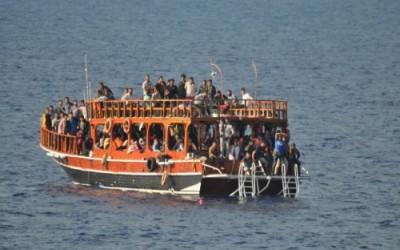 213 migrants sauvés par le Godetia