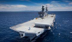 Le Cavour (crédit : marine italienne)