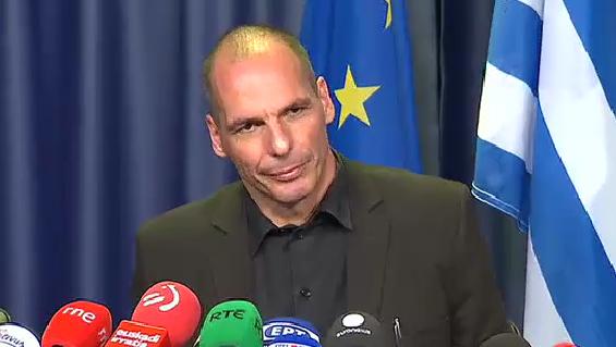 VaroufakisEurogroupe2 20150627