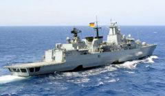 Fregate SchleswigHolstein F516