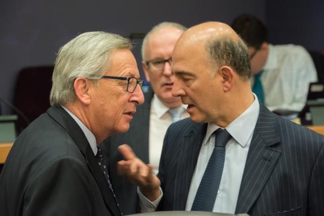 La Commission ne veut pas du Grexit, ce serait un échec collectif majeur (Pierre Moscovici)