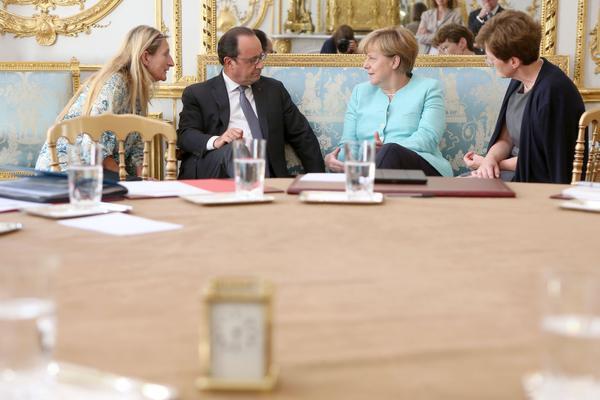 Angela et François recollent les morceaux. Reste à convaincre les autres