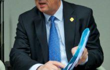 Jean-Claude Juncker en gestionnaire de crises (archives B2 - Crédit : Commission européenne)