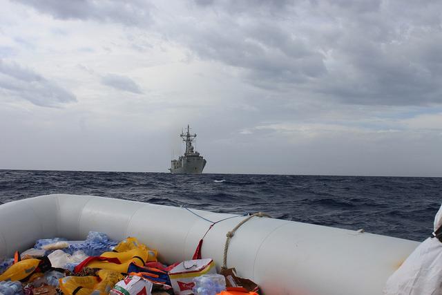 Sauver les migrants mais aussi recueillir les preuves