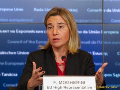 Une zone sûre en Syrie… pas très réalisable dit Fed. Mogherini