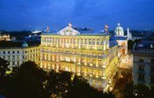Vienne et son Hotel Imperial, célèbre aussi pour son café