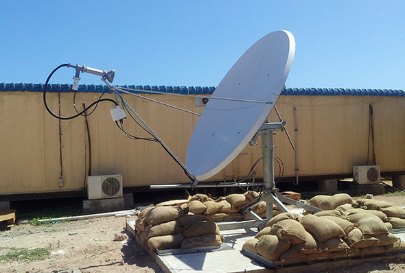 La mission EUTM Somalia reliée par satellite à Bruxelles