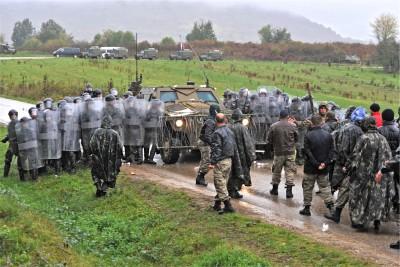 Dernières nouvelles des missions de maintien de la paix l'UE (PSDC) – octobre 2015