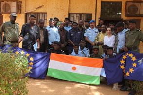 Dernières nouvelles des missions de maintien de la paix l'UE (PSDC) – novembre 2015