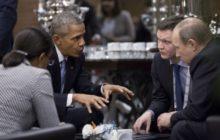 La Russie devient un allié. Un rapprochement engagé lors des discussions entre Obama et Poutine à Antalya (Crédit : Maison Blanche)