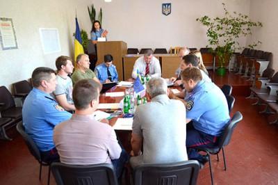 Réformer les forces de sécurité ukrainienne en province : un vrai défi pour la mission EUAM Ukraine