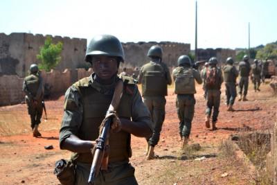 EUTM a commencé à former les gendarmes maliens à Koulikoro