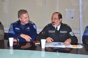 Les Afghans inquiets de la fermeture d'EUPOL Afghanistan