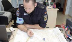 Déploiement dofficiers de Frontex en 2012 à la frontière grèco-turque (crédit : Frontex / Archives B2)