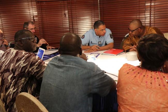 Les experts européens ont prêté main forte après l'attaque du Blu Radisson à Bamako