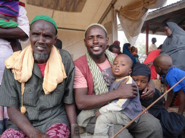Camp de Dadaab. En partance vers le retour en Somalie