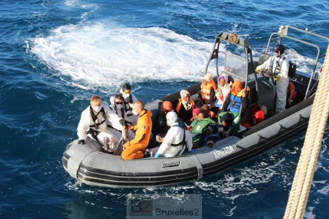 Le mécanisme de solidarité sur les «réfugiés» fonctionne-t-il ? Quel pays accueille les Syriens ?