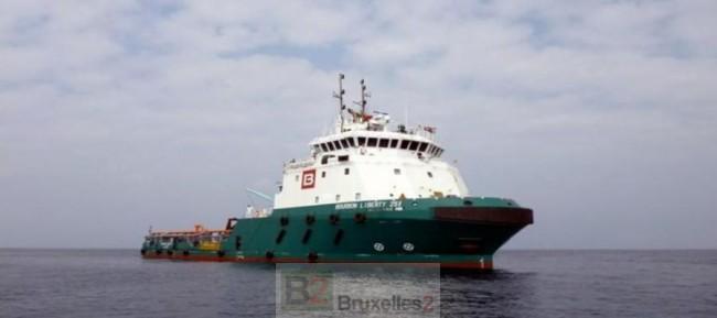 Un navire luxembourgeois attaqué dans le Golfe de Guinée. 2 otages
