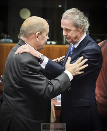 Passée l'émotion, bien visible, malgré la gesta politique, le 17 novembre, la solidarité s'est fait attendre (Crédit : CUE)