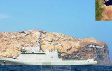 Le Tornado (crédit : marine espagnole)