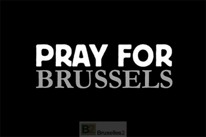 PrayForBrussels
