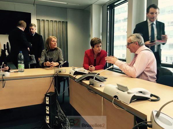Alerte 4 sur Bruxelles. Réunions de crise partout en Europe