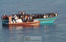 910 migrants récupérés en Méditerranée