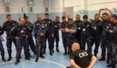 Formation à Ramallah des policiers palestiniens (©JB / B2)