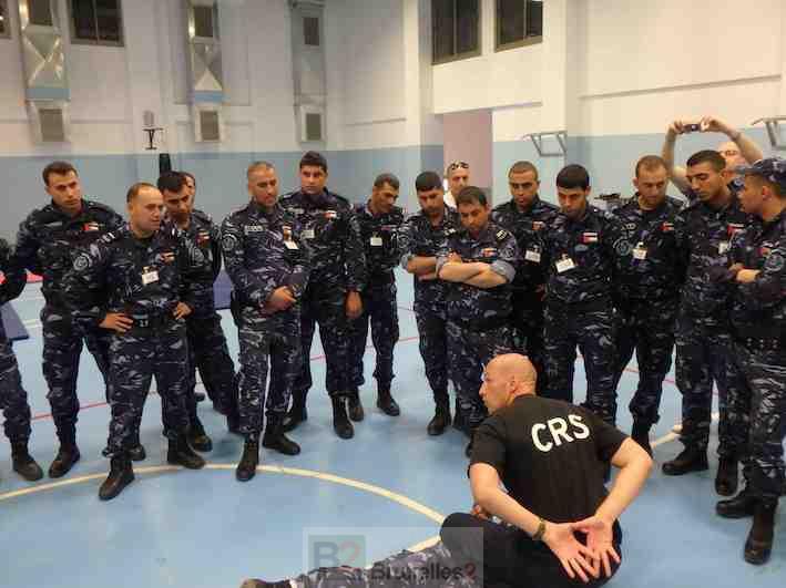 Quand des policiers européens forment leurs homologues palestiniens, cela donne du COPPS