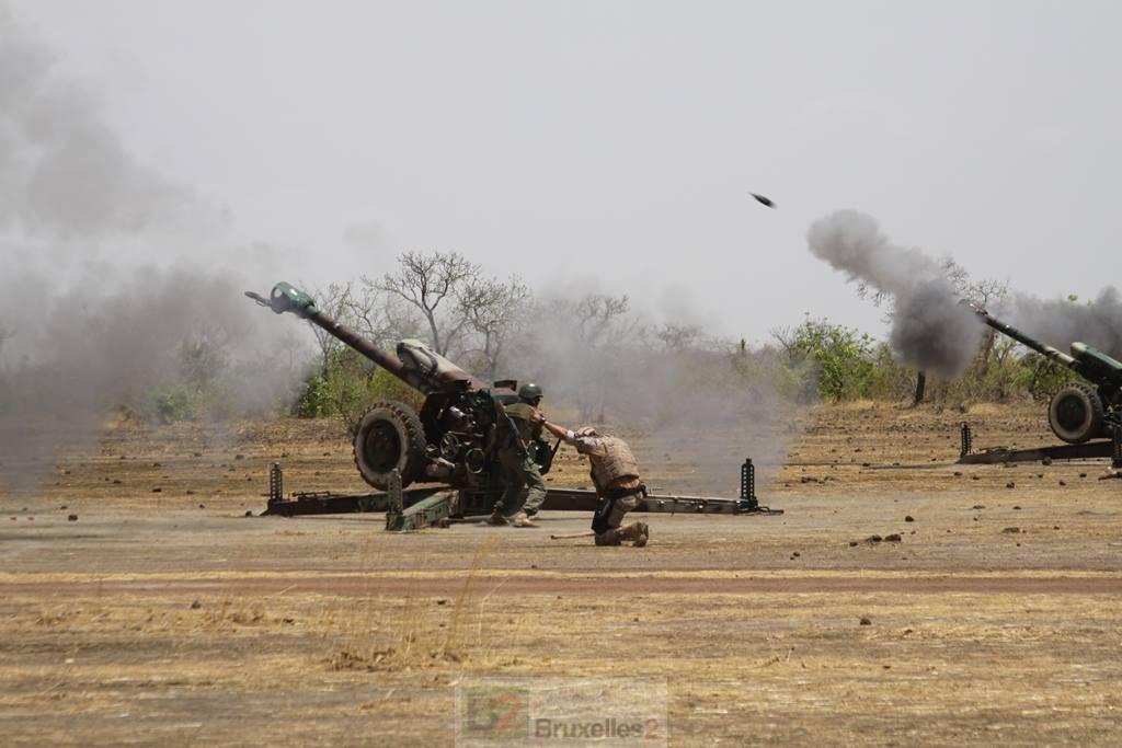 MortiersEUTM Mali@EUTM Mali 160421