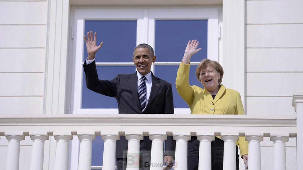 Obama au chevet des Européens redonne du sens à l'Union
