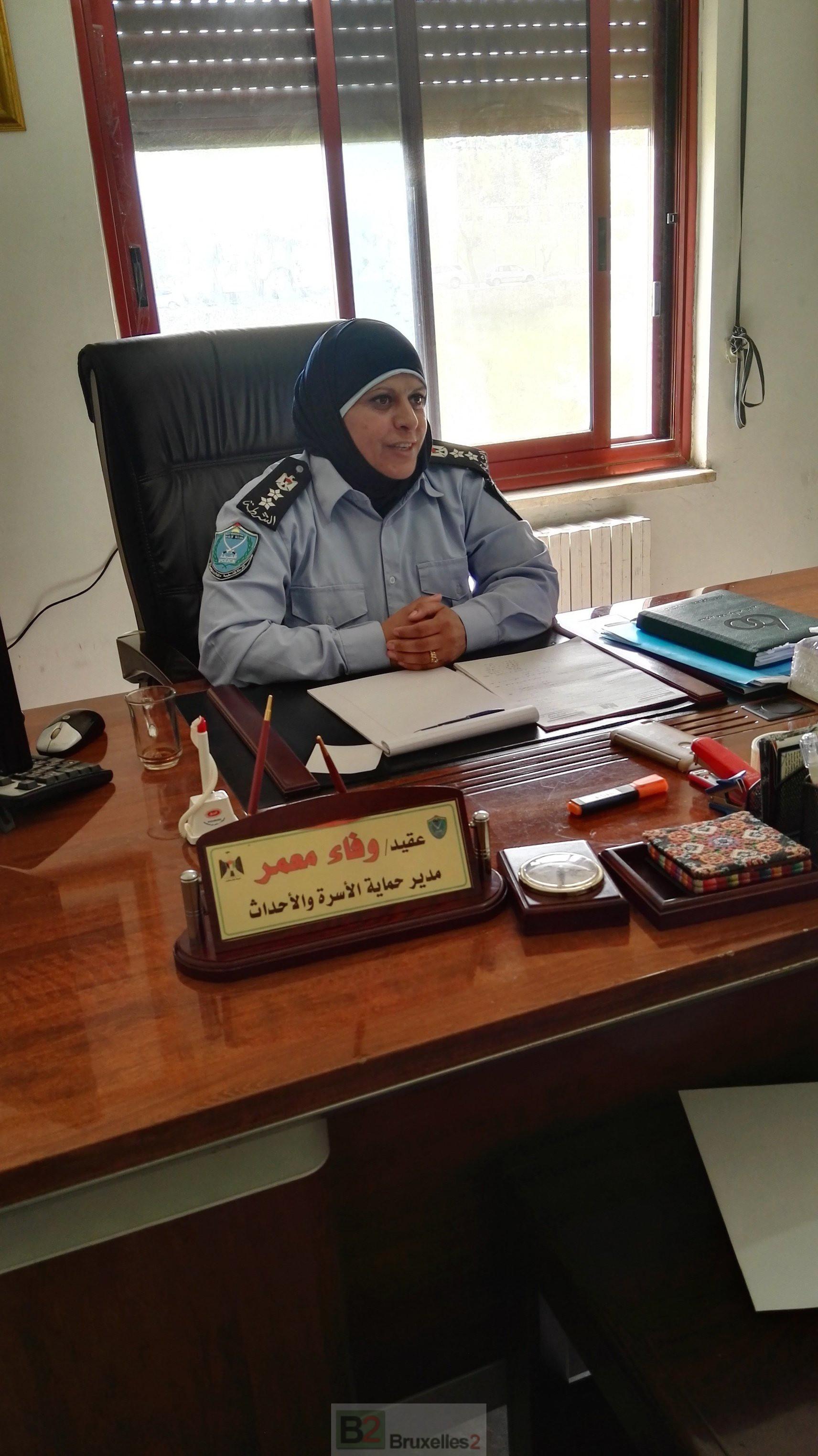 Palestine. Face aux violences conjugales et familiales : une unité de choc !