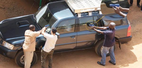Démantèlement d'une cellule terroriste à Niamey. Un exercice très réaliste