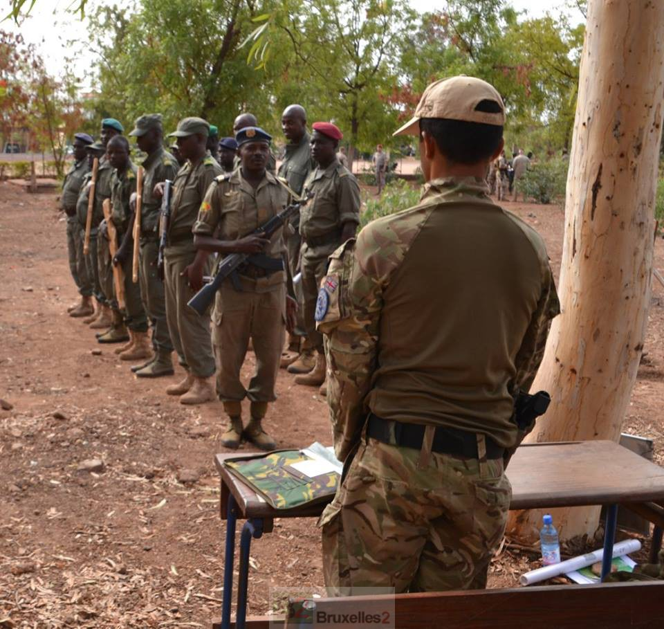 FormationFormateursMali@EUTM Mali160426