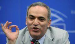 Garry Kasparov au Parlement européen (crédit : PE mai 2007)