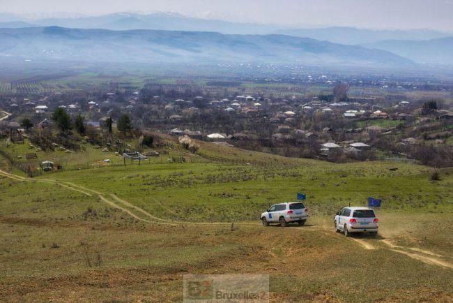 Tensions en Géorgie. Un mort sur la ligne de démarcation avec l'Abkhazie