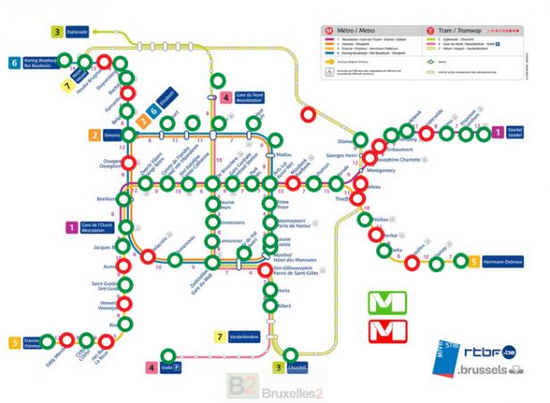 Attentats de Bruxelles : fallait-il arrêter le métro ? Une question théorique