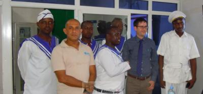 A Berbera, un centre d'opérations maritimes s'ouvre