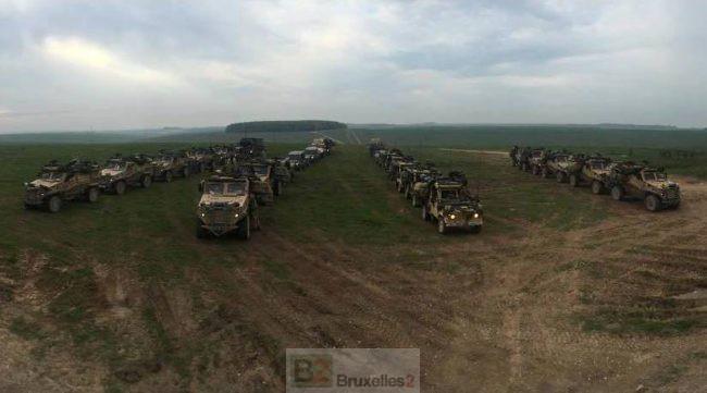 Big news ! L'armée européenne existe. Le Daily Mail l'a rencontrée