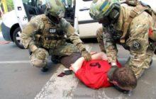 arrestation (crédit : SBU)
