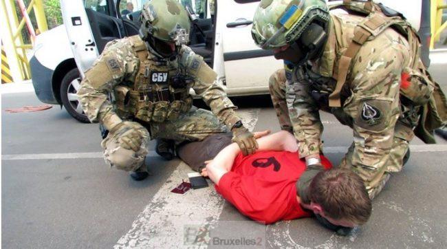 Un Français soupçonné de préparer des attaques terroristes durant l'Euro arrêté en Ukraine