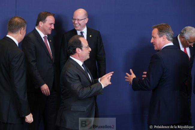 Bienvenue chez nous ! Hollande lance un appel aux financiers britanniques