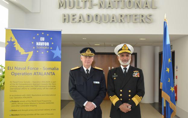 Mogherini préparerait dans le grand secret une armée européenne. Du calme !