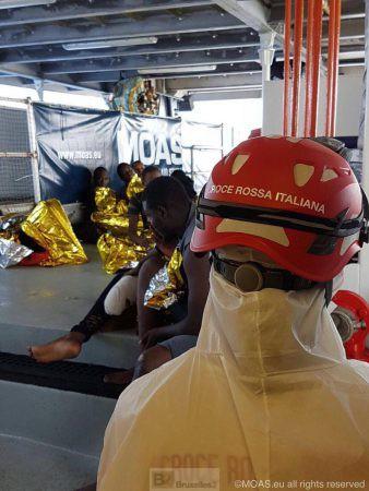 Nouveau sauvetage en Méditerranée