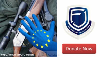 La campagne de United Armed pour la liberté des armes semi-automatiques