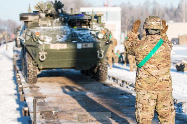 Qui participera à la présence avancée de l'OTAN à l'Est ? (maj1)