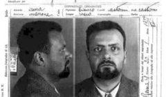 La fiche de prison de Spinelli datant de 1937 (crédit : www.altierospinelli.orgvia Rivista on line, le magazine du centre John Hopkins de luniversité de Bologne, http://www.jhubc.it)