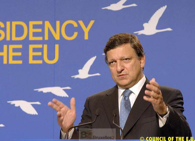 Barroso chez Golman Sachs, symbole d'une dérive. Des eurodéputés demandent la saisine de la Cour